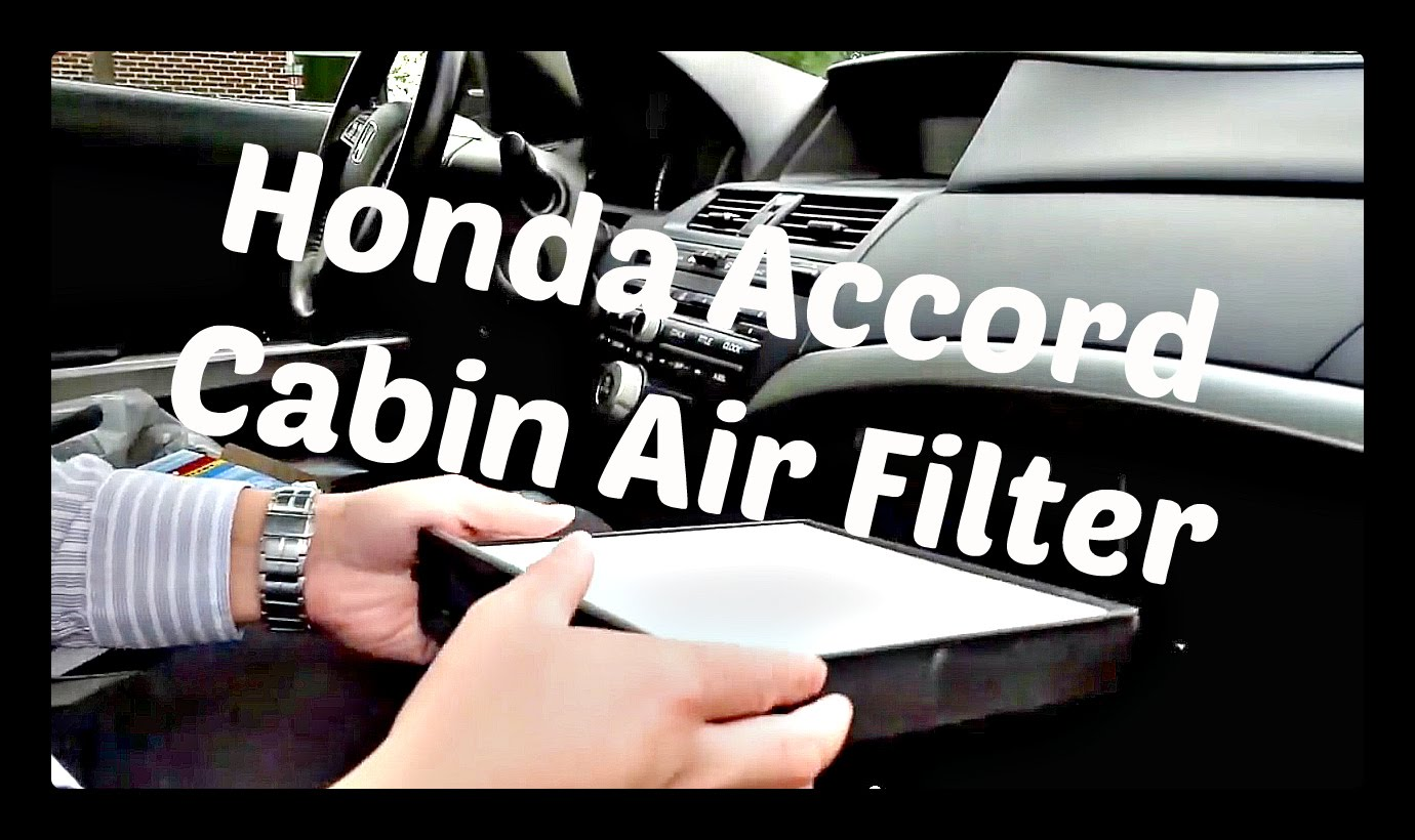 Caf on Honda Accord Fuel Filter